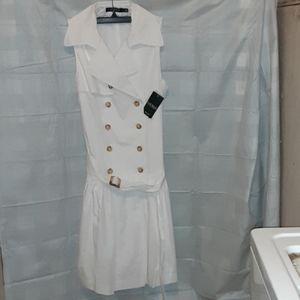 NWT Lauren Ralph Lauren Diffusion Dress 14